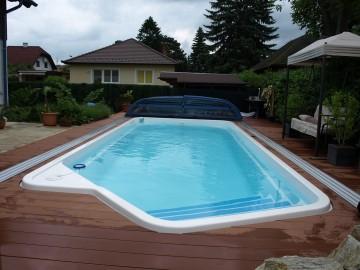zwembad amandaman